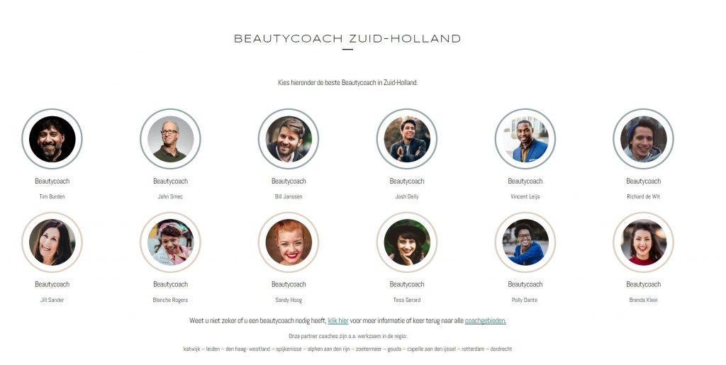 beautycoach zuid-holland